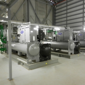 Modular Geothermal Plant - Systecon