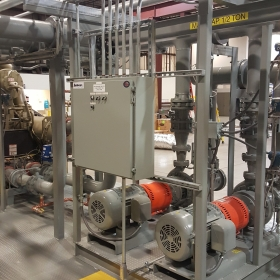 Indoor Open Chiller Plant 2 - Systecon