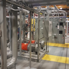 Systecon Inc. Indoor Open Chiller Plant 2