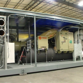 Modular Chiller Plant - Systecon Inc.