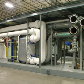 Modular Chiller Plant - Systecon