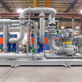 Condenser Water System -Systecon Inc.