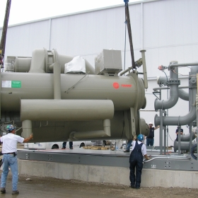 Installation Plant with Enclosure 1 - Systecon Inc.