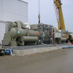 Installation Plant with Enclosure 2 - Systecon Inc.