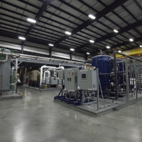 Indoor Modular Central Plant - Systecon Inc.